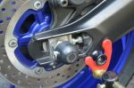 14+ FZ-09 Woodcraft Axle Sliders